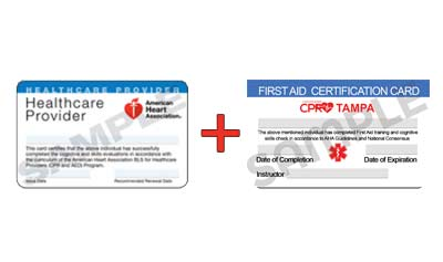 Cpr First Aid Class Registration Cpr Certification Tampa